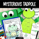 The Mysterious Tadpole Journeys 2nd Grade Supplement Activities Lesson 26