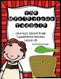 The Mysterious Tadpole Journey's Activities - Second Grade