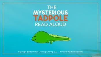 The Mysterious Tadpole Journeys Quiz Review (Lesson 26)