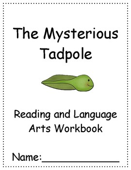 The Mysterious Tadpole ~ Language Arts Workbook ~ 2nd Grade