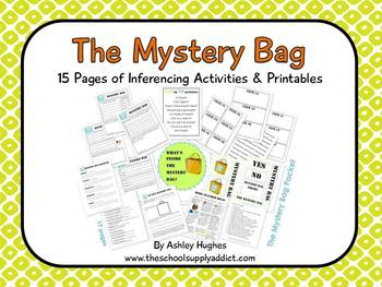 The Mystery Bag Resource Pack {A Hughes Design}
