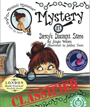 The Mystery at Darcy's Discount Store