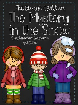 The Mystery in the Snow - The Boxcar Children