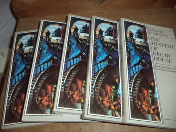 The Mystery of Drear House  ISBN 0-02-179520-7  (Set of 15)