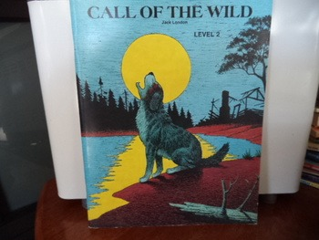 The Call of the Wild  ISBN 0-89375-344-0  (Set of 16 + 1 TG)