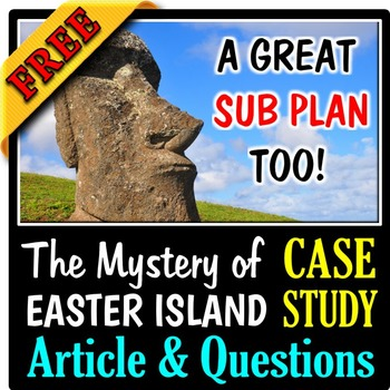 an analysis of the mystery of the easter island Easter island is a place of mystery that has captured the public imagination famous for ancient carved statues and a location so remote it boggles the mind, the island presents a captivating puzzle for researchers eager to understand how and when it became inhabited, and by whom.