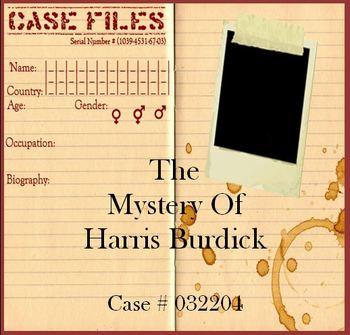 The Mystery of Harris Burdick Simulation