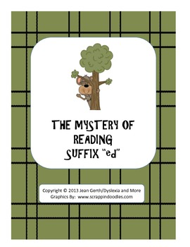 """The Mystery of Reading Suffix """"ed"""""""