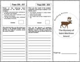 The Mystery of Saint Matthew Island - 5th Grade Reading Street