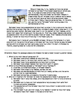 The Mystery of Saint Matthew Island -  5th Grade Reading Street Study Guide