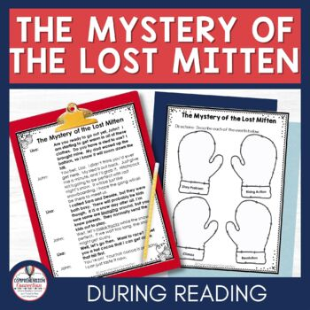 Partner Play: The Mystery of the Lost Mitten