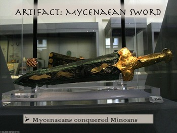 The Mystery of the Minoans and Mycenaeans