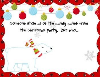 The Mystery of the Missing Candy Canes