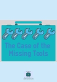 The Mystery of the Missing Tools (Escape/Breakoutbox Game)