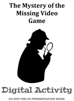 The Mystery of the Missing Video Game