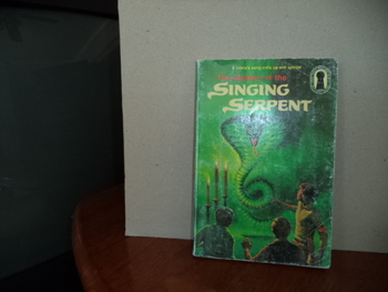 The Mystery of the Singing Serpent ISBN 0-394-86417-4