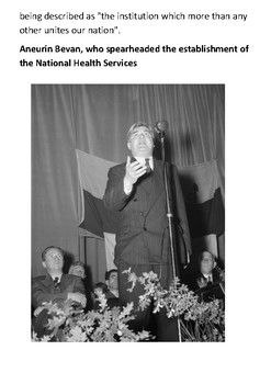 The NHS Handout