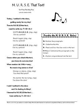 The NURSE Song