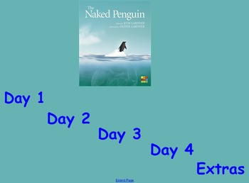 The Naked Penguin Guided Reading Lessons - Four Blocks Literacy