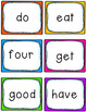 The Name Game {Fun Literacy Center for Practicing Sight Words or Spelling Words}