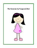 The Name Jar by Yangsook Choi - Lesson Plan