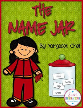 THE NAME JAR - Freebie