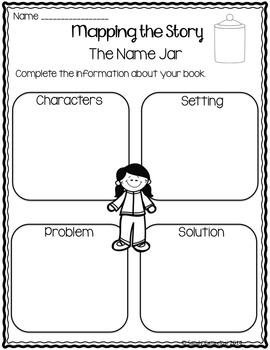 THE NAME JAR - Freebie