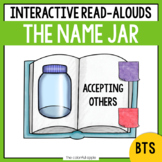 The Name Jar: Read Aloud Lesson and Activities