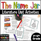 The Name Jar Activities & Worksheets w/ Digital Google™ Option