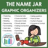The Name Jar by Yangsook Choi Graphic Organizer Companion Pack
