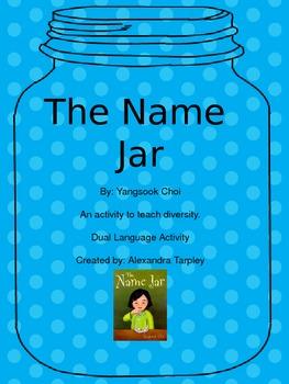 The Name Jar in Dual Language