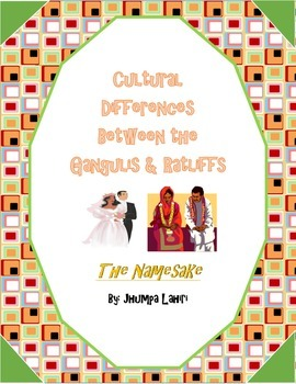 The Namesake - Cultural Differences Between the Gangulis a