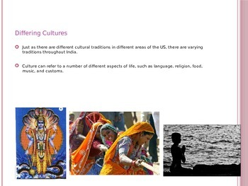 The Namesake Indian Culture Background Information