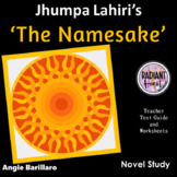 The Namesake- Jhumpa Lahiri Teacher Text Guides & Worksheets