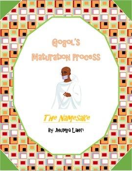 The Namesake by Jhumpa Lahiri - Gogol's Maturation Process
