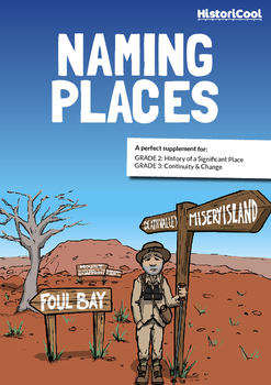 The Naming Places & Places Over Time Resource Bundle