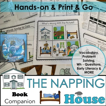 The Napping House: A Language and Early Literacy Book Companion