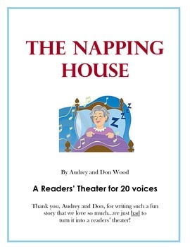 The Napping House - A Readers' Theater