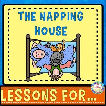 The Napping House Book Companion ~ Grades 2-3