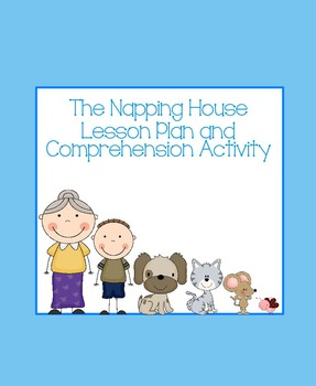 The Napping House Comprehension Activity