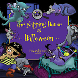The Napping House Halloween : Book Companion Activity with