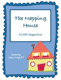 The Napping House: LAMP Adapted Book, Special Ed, Autism, SLP, AAC