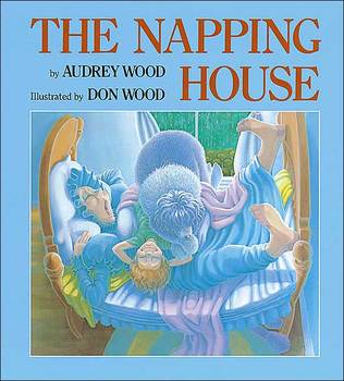 The Napping House SmartBoard Lesson