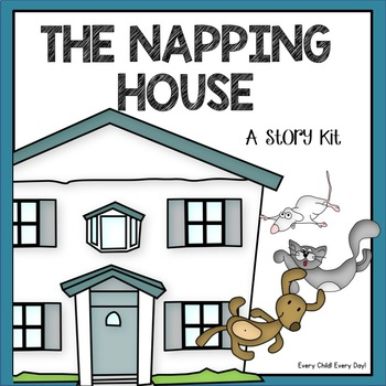 The Napping House Supplemental Activities