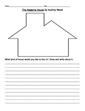 The Napping House Writing Template