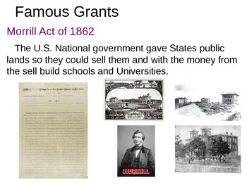 The National Government and The States