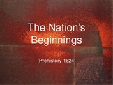 The Nations Beginnings
