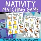The Nativity Matching Game