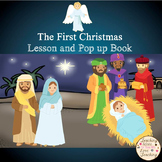 The First Christmas Pop Up Book