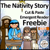Christmas Activities Freebie, The Nativity Story Emergent